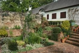 Rustenberg Winery gardens. Photo Katherine Longhurst