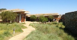 Forum Homini Hotel landscape, South Africa. Photo Leon Kluge