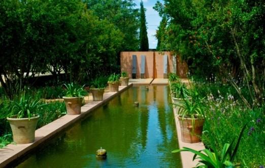 Jardin de la Noria, St Quentin la Poterie