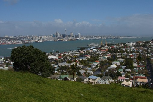 Auckland, New Zealand. Photo Tatters
