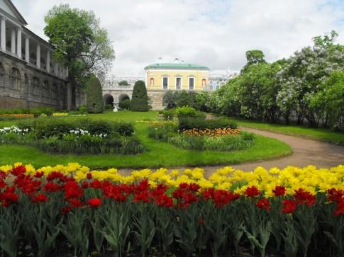 Catherine Palace Garden, Tsarskoye Selo Russia Photo Leon Yaakov