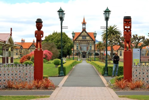 Government Gardens Rotorua. Photo itravelNZ