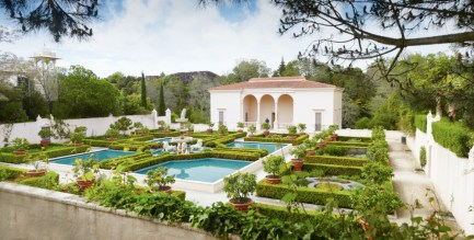 Hamilton Gardens - Italian Renaissance garden, New Zealand