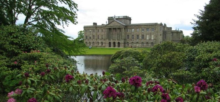 Lyme Park, House & Garden, Derbyshire, England