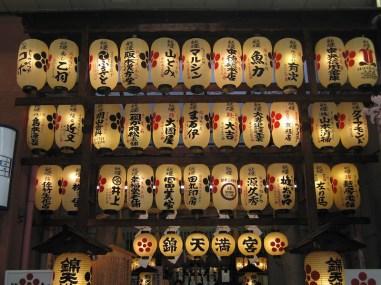 Nishiki-koji Covered Market, Kyoto