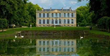 Parc & Jardins du Château de Canon, Mézidon-Canon, Normandy, France