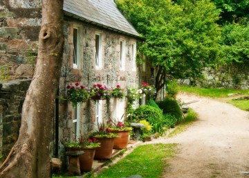 Sark Farmhouse, Sark, Channel Islands. Credit: Images courtesy of VisitGuernsey