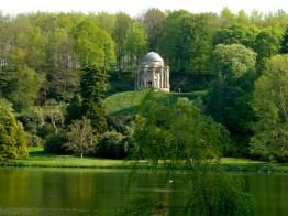 Stourhead Garden England UK