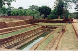 Sri Lanka - Sigiriya gardens. Photo Shoka