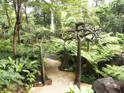 Evolution Garden Singapore Botanic Gardens