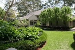 Northern Sydney open garden. Design Lisa White