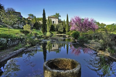 Provincial garden France featured