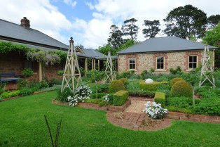 Bowood garden