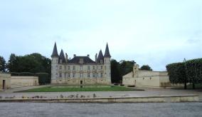 Historic castle estate southwest France