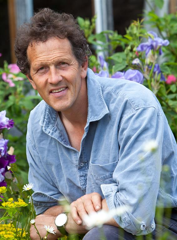 Monty Don, our guest lecturer