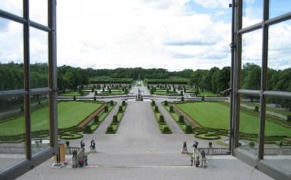 Drottningholm Gardens, Sweden