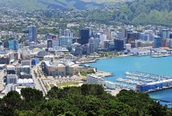 View of Wellington with Te Papa Tongawera Museum © K.Hoeppner/Flickr