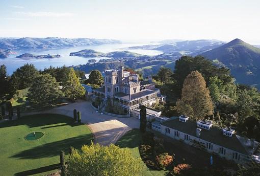 Larnach Castle and Gardens, Otago Peninsula © Dunedin NZ/Flickr
