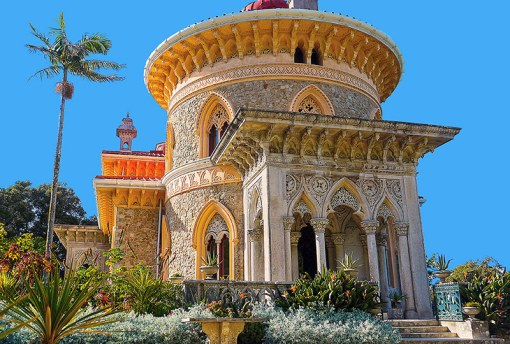 Palacio de Monserrate, Sintra © kkmarais/Flickr
