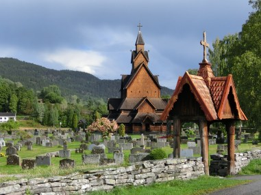 Stave timber church, Norway