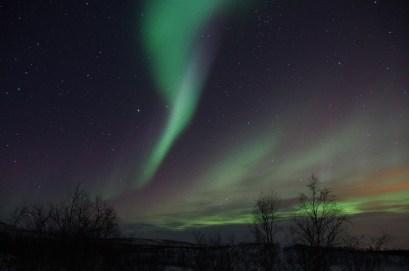 Sweden's stunning northern lights