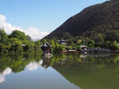 Black Dragon Pool Park Lijiang, Yunnan