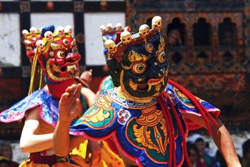 Bhutan - dance