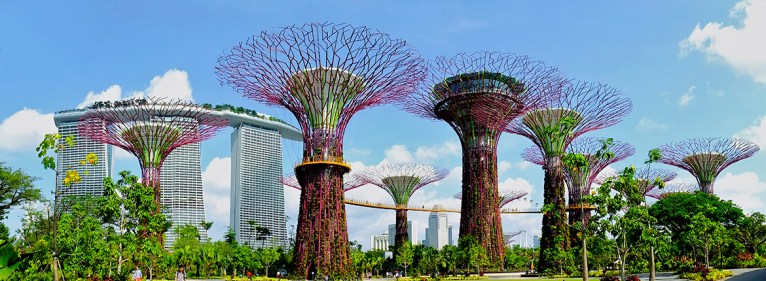 Gardens by the Bay ©Forgemind Archimedia/Flickr