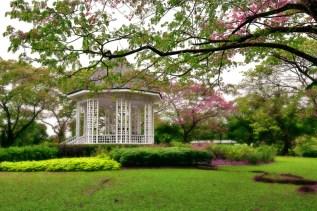 Singapore Botanic Garden Bandstand