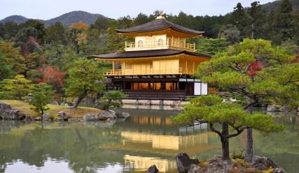 Kinkaku-ji (Temple of the Golden Pavilion), Kyoto, Japan, Image: Jim Fogarty