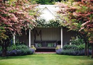© Barewood Garden and the 100-year-old homestead, Blenheim