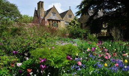 Hidcote Manor is significant for its influential garden, designed in the English Arts and Craft style by Major Laurence Johnston as a series of rooms of different character and theme, separated from each other by walls and hedges.