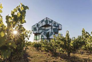 d'Arenberg Cube, McLaren Vale © d'Arenberg Pty Ltd