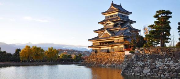 Matsumoto Castle. Image, Jim Fogarty