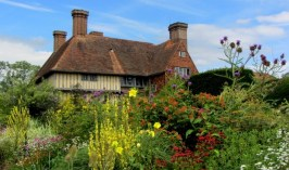 Great Dixter, England. Image by Pierre Tribhou