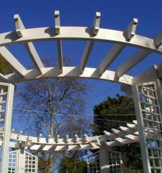 Garden Pergolas Rose Arches  Arbours  Essex UK  The Garden Trellis Company
