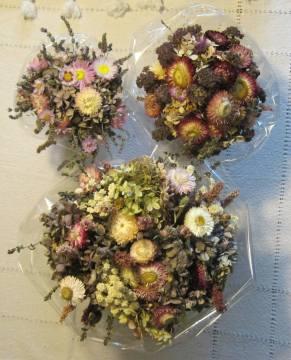 Trockenblumen_sträuße
