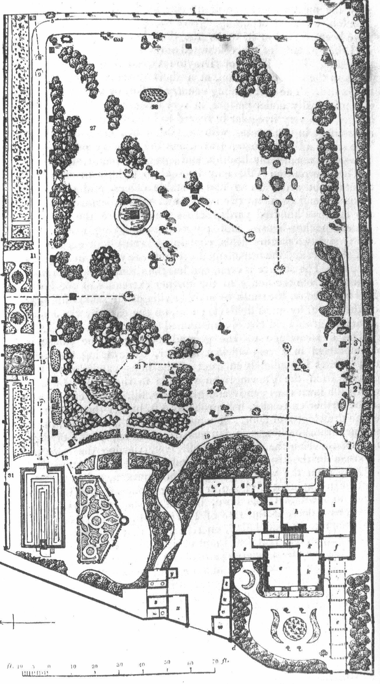 Garden plans | The Garden Triumphant