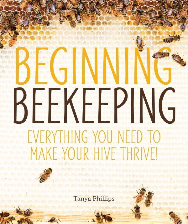 Beginning Beekeeping book
