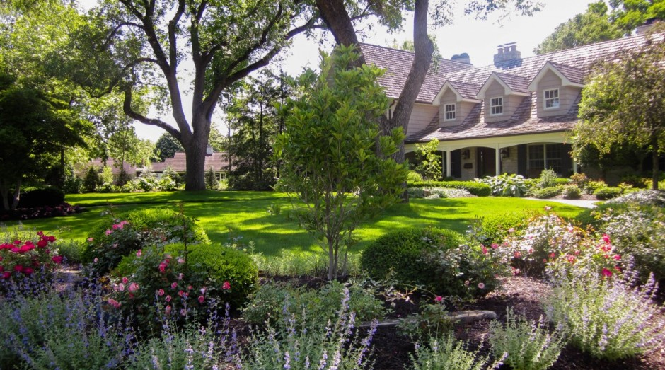 28 Extraordinary Landscaping Ideas For Large Garden – Thorplc Com