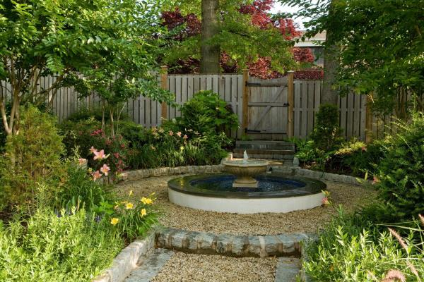 Gardens Using Recycled Materials