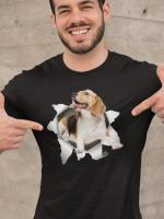 Majica Angleški brak - Beagle