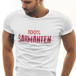 100 Šarmanten, majica
