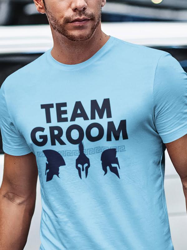 Team groom, majica