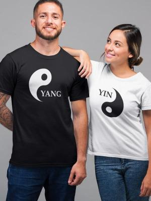 Komplet za pare Yin Yang
