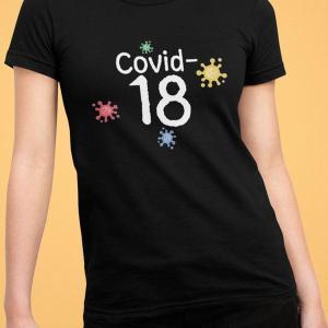 Covid 18 majica