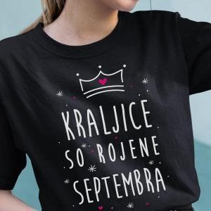 Kraljice so rojene septembra, majica
