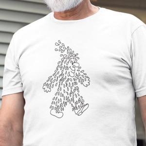 Metlika pobarvanka na majici Slovenija