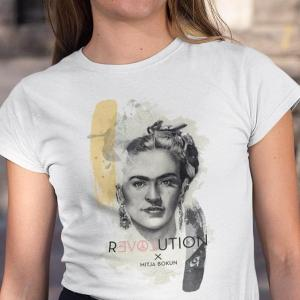 Revolution Frida Kahlo