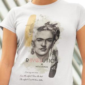 Revolution Frida Kahlo I am my own muse